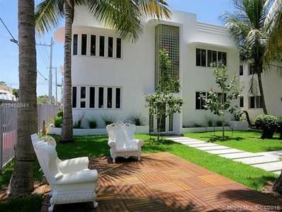 557 Michigan Av UNIT 215, Miami Beach, FL 33139 - #: A10460941