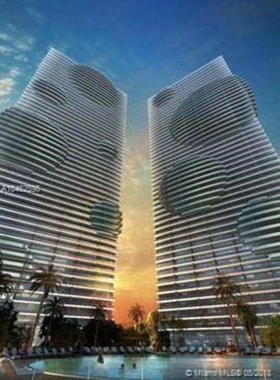 501 NE 31 St UNIT 3509, Miami, FL 33137 - #: A10462598