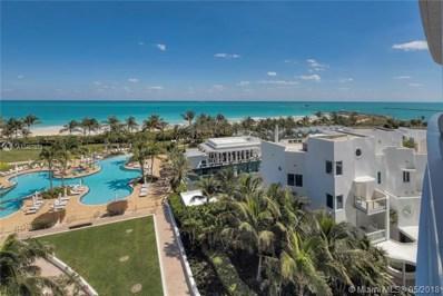 100 S Pointe Dr UNIT 707, Miami Beach, FL 33139 - #: A10467873
