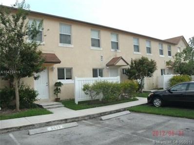 6629 Winfield Blvd UNIT 2-5, Margate, FL 33063 - #: A10473411