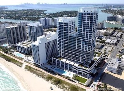 6801 Collins Ave UNIT 1410, Miami Beach, FL 33141 - #: A10476984