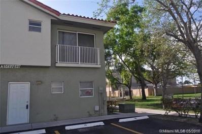 6590 SW 12th St UNIT 1-6590, West Miami, FL 33144 - #: A10477137