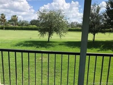9520 S Hollybrook Lake Dr. UNIT 207, Pembroke Pines, FL 33025 - #: A10481487