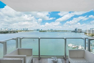 1100 West Ave UNIT 1426, Miami Beach, FL 33139 - #: A10482772