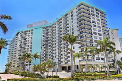 3725 S Ocean Dr UNIT 527, Hollywood, FL 33019 - #: A10482887