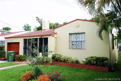 61 NW 38 Street, Miami, FL 33127 - #: A10487310