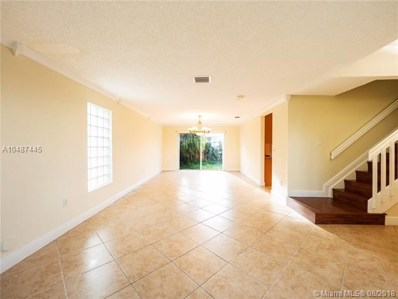 8209 SW 163rd Pl, Miami, FL 33193 - #: A10487445