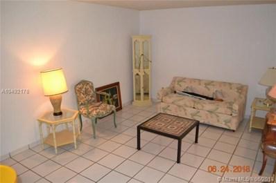8401 SW 107th Ave UNIT 233E, Miami, FL 33173 - #: A10492178