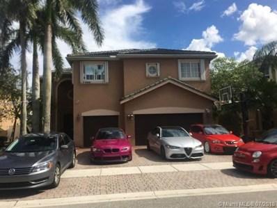 16156 SW 16th St, Pembroke Pines, FL 33027 - #: A10492773