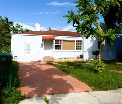 4131 NW 11th Ct, Miami, FL 33127 - #: A10494125