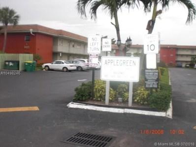 607 S State Road 7 UNIT 2I, Margate, FL 33068 - #: A10498246