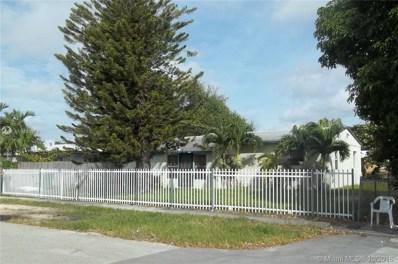 1313 NW 95th Ter, Miami, FL 33147 - #: A10498964