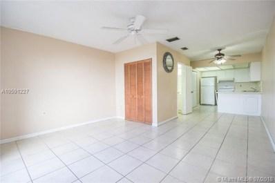 1750 W 56th St UNIT 211, Hialeah, FL 33012 - #: A10501227
