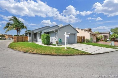 11031 SW 12th Ct, Pembroke Pines, FL 33025 - #: A10503375
