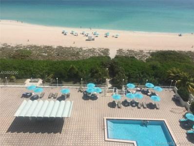 5701 Collins Ave UNIT 1210, Miami Beach, FL 33140 - #: A10505290