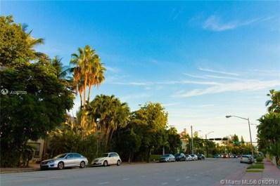 1150 Euclid Ave UNIT 104, Miami Beach, FL 33139 - #: A10507025