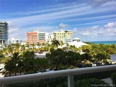 50 S Pointe Dr UNIT 613, Miami Beach, FL 33139 - #: A10507683