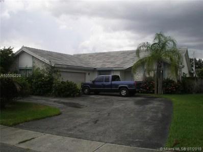 1641 NW 101 Way, Plantation, FL 33322 - #: A10508228