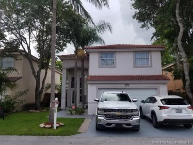3147 W Buena Vista Dr, Margate, FL 33063 - #: A10508899