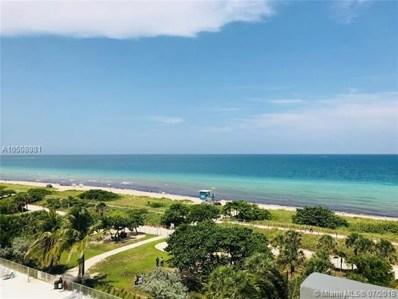 9273 Collins Ave UNIT 606, Surfside, FL 33154 - #: A10508981