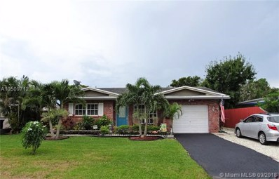 3146 NW 68th Ct, Fort Lauderdale, FL 33309 - #: A10509712