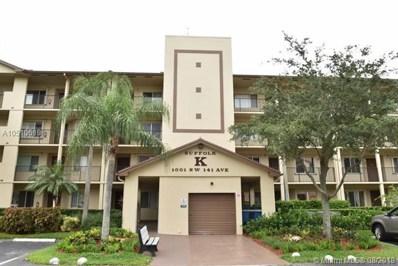 1001 SW 141st Ave UNIT 202K, Pembroke Pines, FL 33027 - #: A10510619