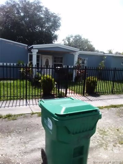 7301 NW 10th Ave, Miami, FL 33150 - #: A10510809