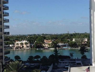 5701 Collins Ave UNIT 605, Miami Beach, FL 33140 - #: A10511255