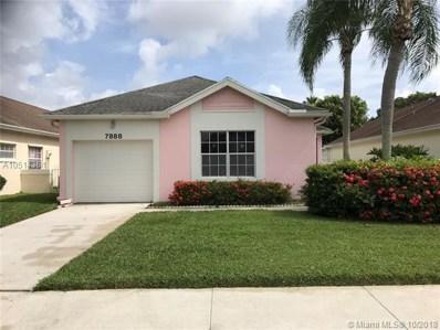 7888 Mansfield Hollow Rd, Delray Beach, FL 33446 - #: A10514361