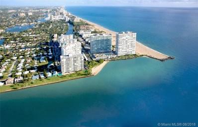 2100 S Ocean Ln UNIT 505, Fort Lauderdale, FL 33316 - #: A10515806
