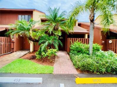 458 SE 14th St, Dania Beach, FL 33004 - #: A10516814
