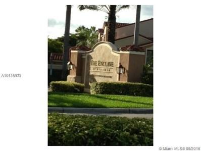 2113 Renaissance Blvd UNIT 305, Miramar, FL 33025 - #: A10516973