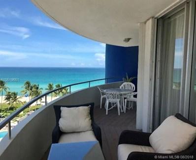 5161 Collins Ave UNIT 1012, Miami Beach, FL 33140 - #: A10519651