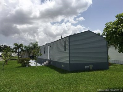 35250 SW 177 Ct, Florida City, FL 33034 - #: A10519699