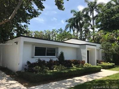 3850 Hardie Ave, Miami, FL 33133 - #: A10519834