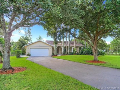 5520 SW 195th Ter, Southwest Ranches, FL 33332 - #: A10520039