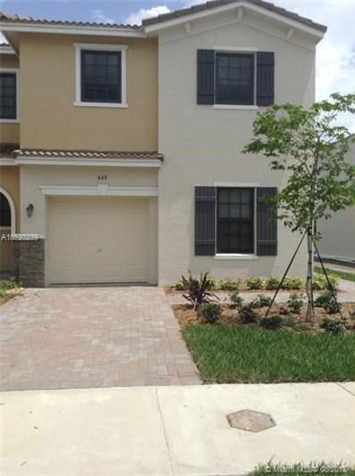 449 NE 194th Ter UNIT 0, Miami, FL 33179 - #: A10520239