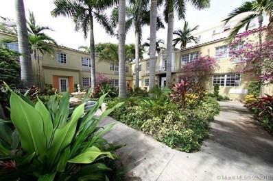 439 15th St UNIT 8, Miami Beach, FL 33139 - #: A10523258