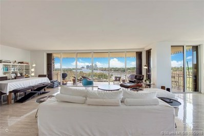 3 Grove Isle Dr UNIT C610, Miami, FL 33133 - #: A10523965