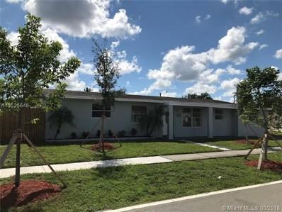7791 NW 37th St, Hollywood, FL 33024 - #: A10525646
