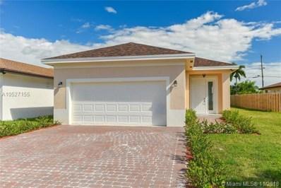 925 NE 3rd Ave, Homestead, FL 33030 - #: A10527155