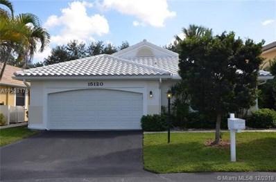 15120 Durham Ln, Davie, FL 33331 - #: A10528175