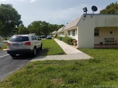 17150 SW 113th Ct UNIT 22033E, Miami, FL 33157 - #: A10529932