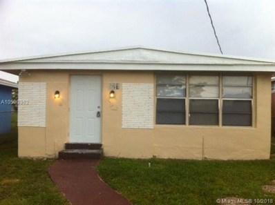 521 NW 6th St, Hallandale, FL 33009 - #: A10530362