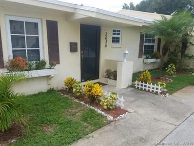 3035 NW 68th St UNIT 12D, Fort Lauderdale, FL 33309 - #: A10530979