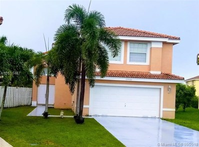 17755 SW 27th Ct, Miramar, FL 33029 - #: A10531487