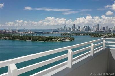 1330 West Ave UNIT 2806, Miami Beach, FL 33139 - #: A10532749
