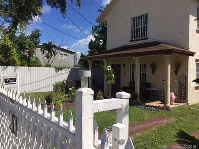 160 NW 27th St, Miami, FL 33127 - #: A10532821