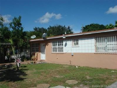 10541 NW 29th Ct, Miami, FL 33147 - #: A10535091