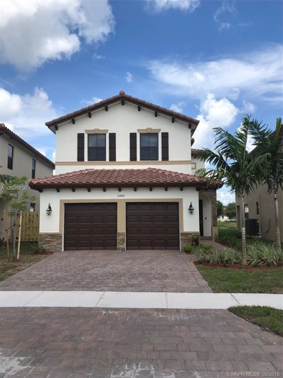 2449 NE 2 Dr, Homestead, FL 33033 - #: A10535750